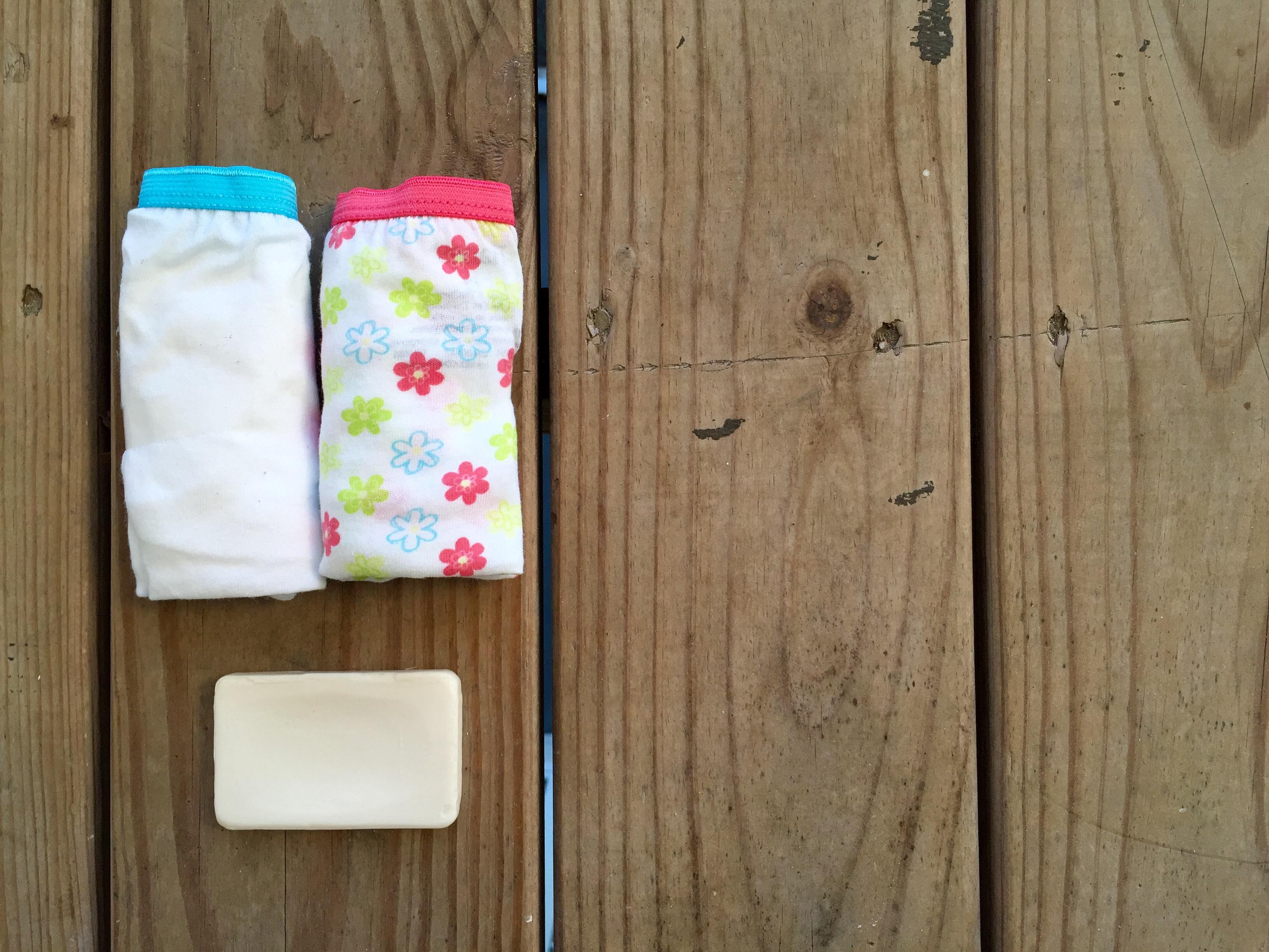 Underwear & Soap